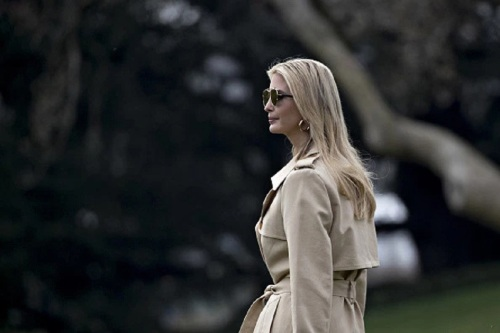 Ivanka Trump_s clothing company will be spared from tariffs, thanks to her dad