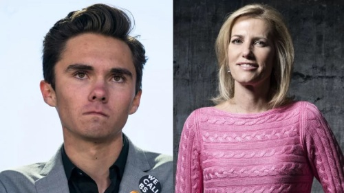 Laura Ingraham takes an Easter break amid David Hogg controversy and advertiser revolt