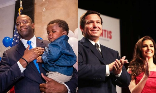 Don_t 'monkey this up_ and elect Andrew Gillum, Ron DeSantis says